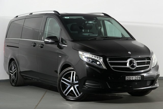 Used Mercedes-Benz V250 d 7G-Tronic + Avantgarde, Campbelltown, 2016 Mercedes-Benz V250 d 7G-Tronic + Avantgarde Wagon