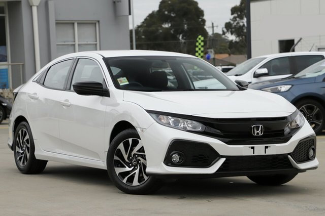 Discounted New Honda Civic 50 Years Edition, Narellan, 2019 Honda Civic 50 Years Edition Hatchback