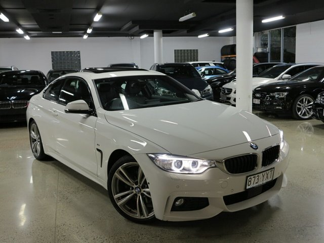 Used BMW 420d M Sport, Albion, 2016 BMW 420d M Sport Coupe