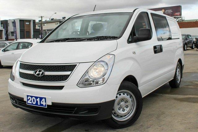 Used Hyundai iLOAD Crew Cab, Coburg North, 2014 Hyundai iLOAD Crew Cab Van