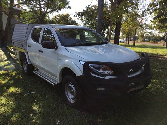 Used Mitsubishi Triton GLX (4x4), Parap, 2016 Mitsubishi Triton GLX (4x4) Dual Cab Chassis