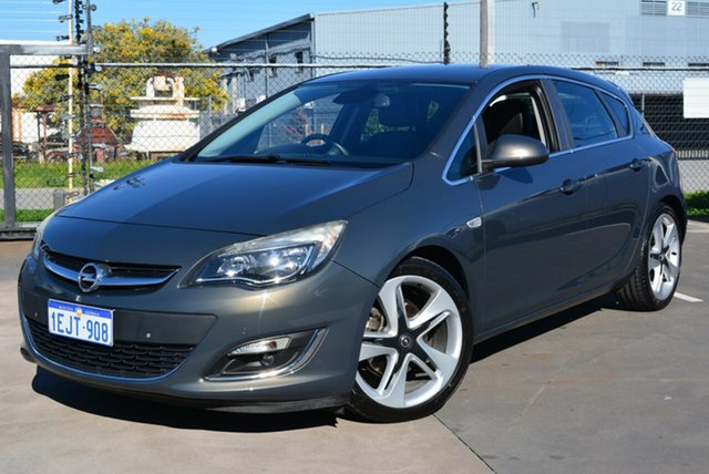 Used Opel Astra 1.6 Sports, Kewdale, 2013 Opel Astra 1.6 Sports Hatchback