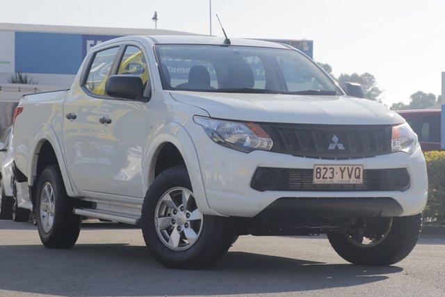 Used Mitsubishi Triton GLX+ Double Cab, Toowong, 2018 Mitsubishi Triton GLX+ Double Cab Utility