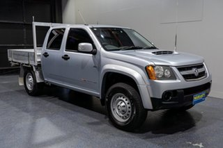 2012 Holden Colorado LX (4x4) Crew Cab Chassis.