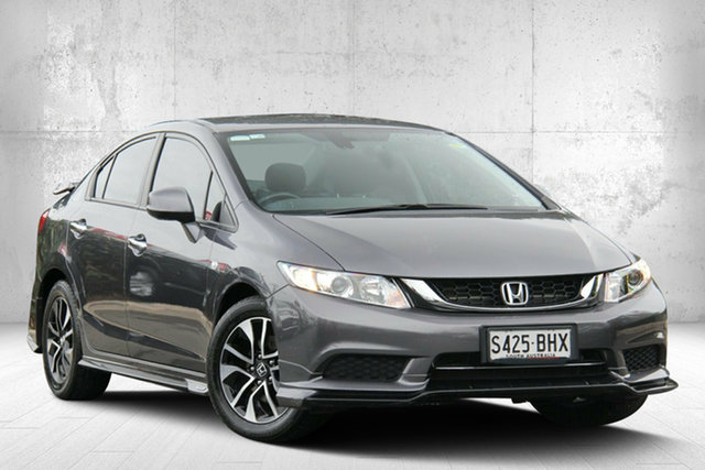 Used Honda Civic Limited Edition, Modbury, 2015 Honda Civic Limited Edition Sedan