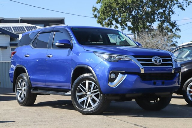 Used Toyota Fortuner Crusade, Indooroopilly, 2016 Toyota Fortuner Crusade Wagon