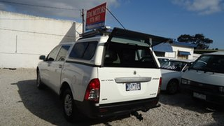2008 Ssangyong Actyon Sports Sports Utility.