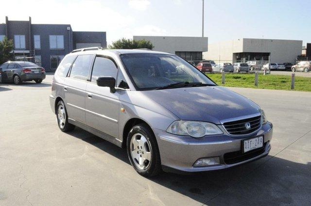 Used Honda Odyssey (7 Seat), Hoppers Crossing, 2000 Honda Odyssey (7 Seat) Wagon