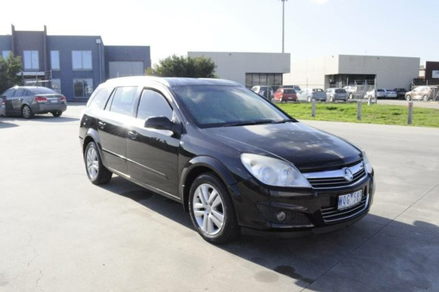 Used Holden Astra CDTi, Hoppers Crossing, 2008 Holden Astra CDTi Wagon