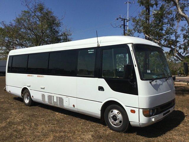 Discounted Mitsubishi Fuso Rosa Base, Parap, 2007 Mitsubishi Fuso Rosa Base Bus