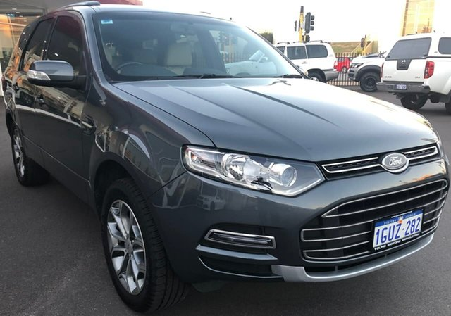 Used Ford Territory Titanium Seq Sport Shift, Geraldton, 2014 Ford Territory Titanium Seq Sport Shift Wagon