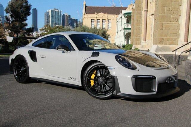 Used Porsche 911 GT2 PDK RS, North Melbourne, 2018 Porsche 911 GT2 PDK RS Coupe