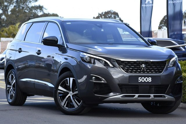 Discounted New Peugeot 5008 GT Line, Warwick Farm, 2018 Peugeot 5008 GT Line SUV
