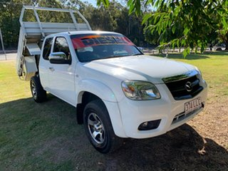 2008 Mazda BT-50 B3000 Freestyle DX+ (4x4) Cab Chassis.