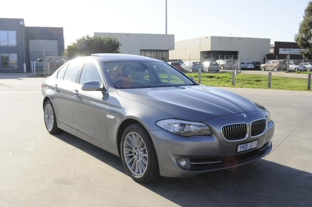 Used BMW 535i, Hoppers Crossing, 2010 BMW 535i Sedan
