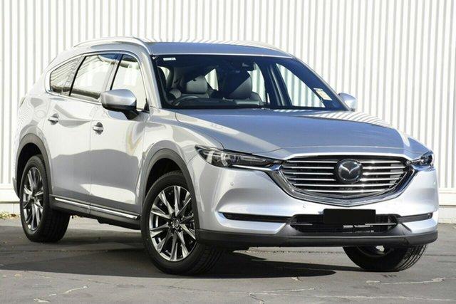 New Mazda CX-8 Asaki SKYACTIV-Drive i-ACTIV AWD, Cheltenham, 2019 Mazda CX-8 Asaki SKYACTIV-Drive i-ACTIV AWD Wagon