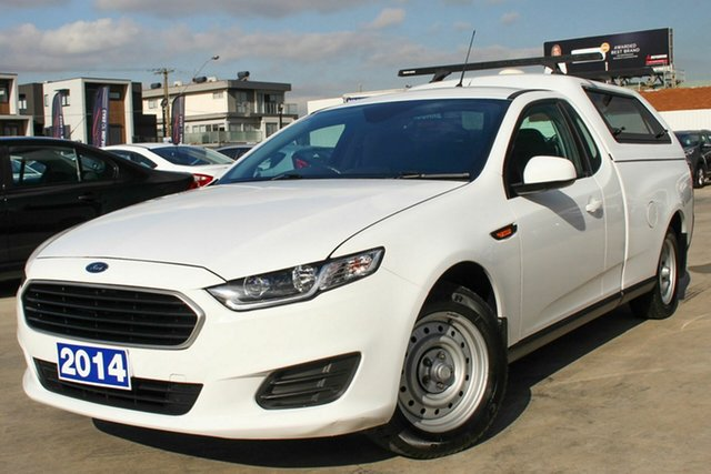 Used Ford Falcon Ute Super Cab, Coburg North, 2014 Ford Falcon Ute Super Cab Utility