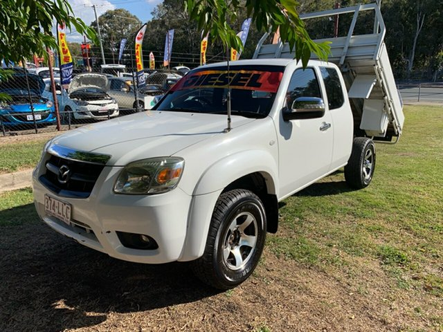 Used Mazda BT-50 B3000 Freestyle DX+ (4x4), Clontarf, 2008 Mazda BT-50 B3000 Freestyle DX+ (4x4) Cab Chassis