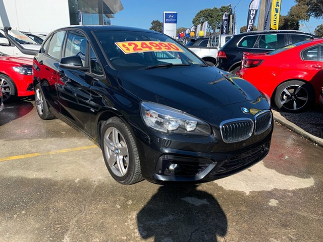 Used BMW 2 Series 218i Active Tourer Steptronic Sport Line, Cranbourne, 2016 BMW 2 Series 218i Active Tourer Steptronic Sport Line Hatchback