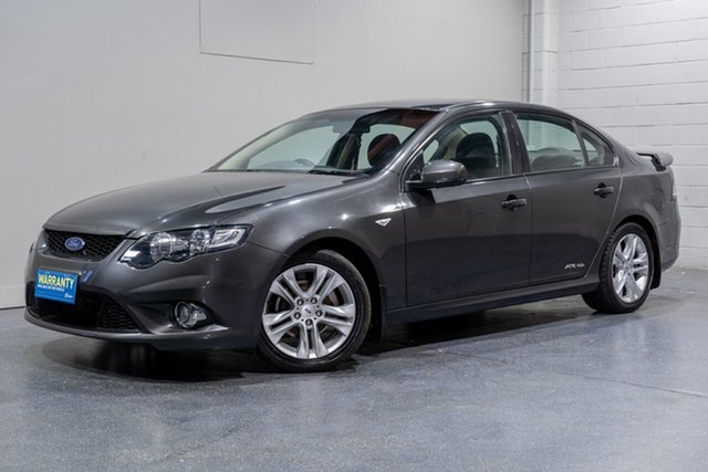 Used Ford Falcon XR6, Slacks Creek, 2009 Ford Falcon XR6 Sedan