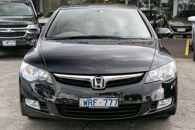 Used Honda Civic Sport, Mulgrave, 2008 Honda Civic Sport MY08 Sedan