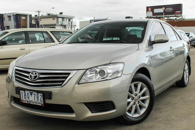 Used Toyota Aurion AT-X, Coburg North, 2010 Toyota Aurion AT-X Sedan