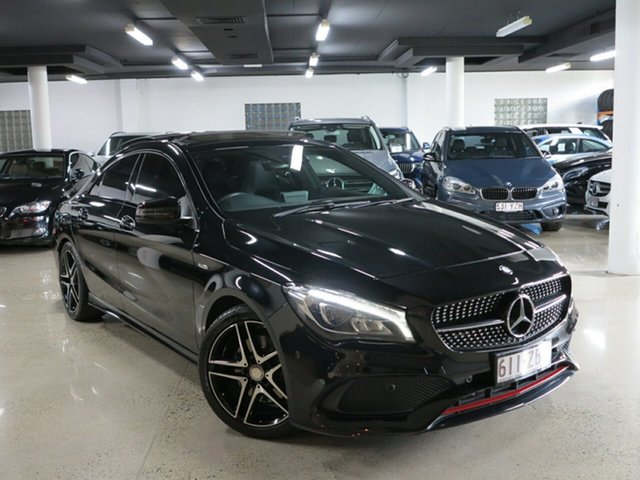 Used Mercedes-Benz CLA250 Sport DCT 4MATIC, Albion, 2017 Mercedes-Benz CLA250 Sport DCT 4MATIC Coupe