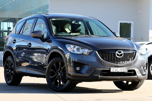 Used Mazda CX-5 Grand Touring SKYACTIV-Drive AWD, Waitara, 2014 Mazda CX-5 Grand Touring SKYACTIV-Drive AWD Wagon