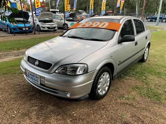 Used Holden Astra CD, Clontarf, 1999 Holden Astra CD Hatchback