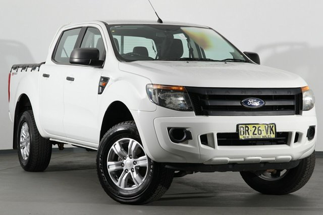 Discounted Used Ford Ranger XL Double Cab 4x2 Hi-Rider, Campbelltown, 2012 Ford Ranger XL Double Cab 4x2 Hi-Rider Utility