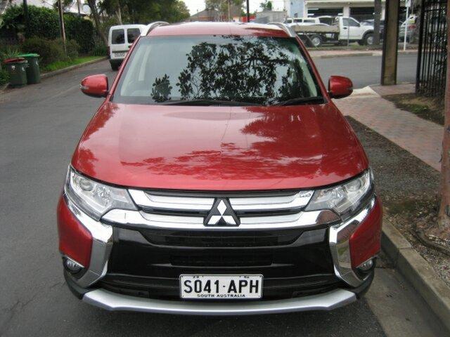 Used Mitsubishi Outlander LS (4x2), Prospect, 2015 Mitsubishi Outlander LS (4x2) Wagon