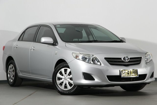 Used Toyota Corolla Ascent, Campbelltown, 2009 Toyota Corolla Ascent Sedan