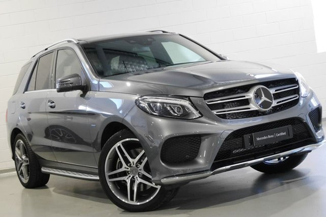 Used Mercedes-Benz GLE500 e 7G-Tronic + 4MATIC, Warwick Farm, 2017 Mercedes-Benz GLE500 e 7G-Tronic + 4MATIC Wagon