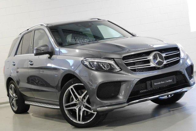Used Mercedes-Benz GLE-Class GLE500 e 7G-Tronic + 4MATIC, Warwick Farm, 2017 Mercedes-Benz GLE-Class GLE500 e 7G-Tronic + 4MATIC Wagon