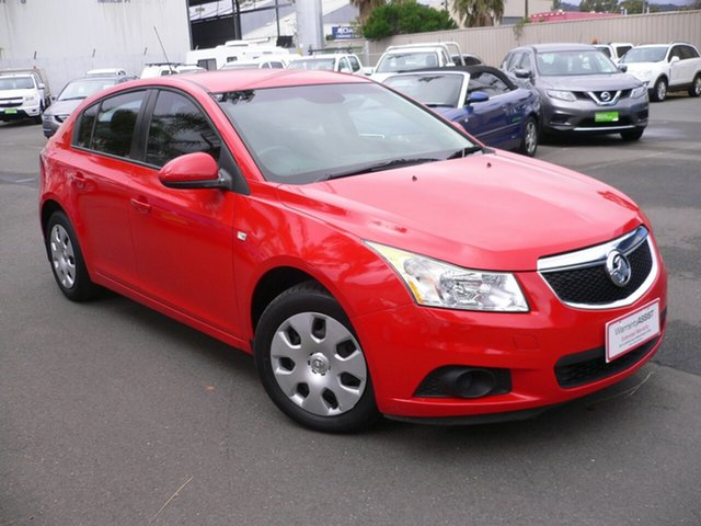 Used Holden Cruze CD, St Marys, 2012 Holden Cruze CD Hatchback