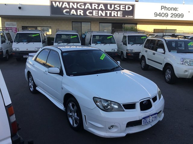 Used Subaru Impreza RS (AWD), Wangara, 2005 Subaru Impreza RS (AWD) Sedan