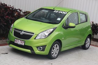 2013 Holden Barina Spark CD Hatchback.