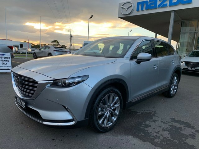 Demonstrator, Demo, Near New Mazda CX-9, Warrnambool East, 2019 Mazda CX-9 Wagon