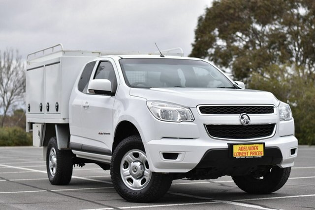 Used Holden Colorado LS Space Cab, Enfield, 2015 Holden Colorado LS Space Cab Cab Chassis