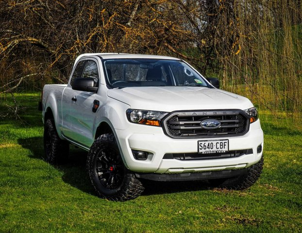 Used Ford Ranger XL Pick-up Super Cab, Cheltenham, 2019 Ford Ranger XL Pick-up Super Cab Utility