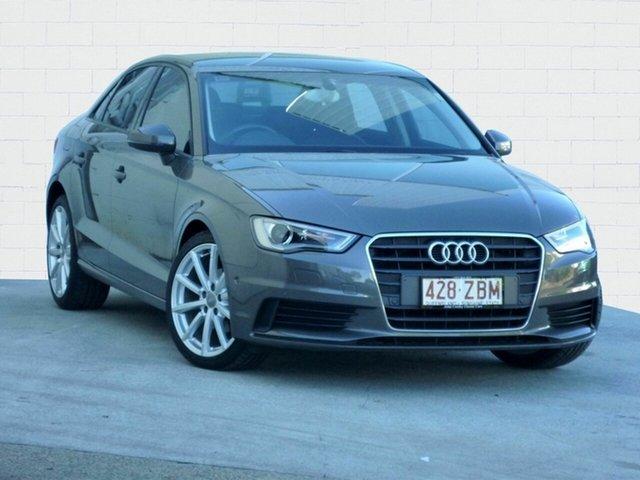 Used Audi A3 1.4 TFSI Attraction CoD, Moorooka, 2015 Audi A3 1.4 TFSI Attraction CoD Sedan