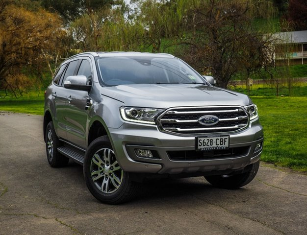 Used Ford Everest Trend RWD, Cheltenham, 2019 Ford Everest Trend RWD Wagon