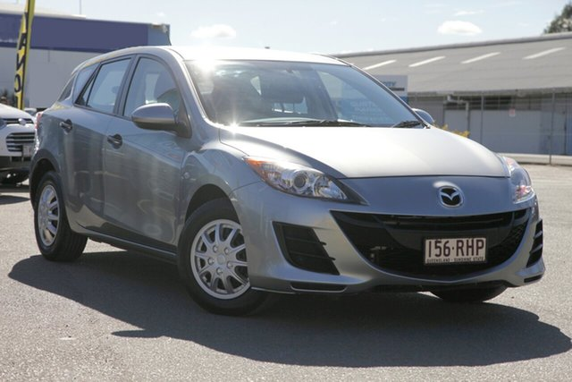 Used Mazda 3 Neo Activematic, Toowong, 2010 Mazda 3 Neo Activematic Hatchback