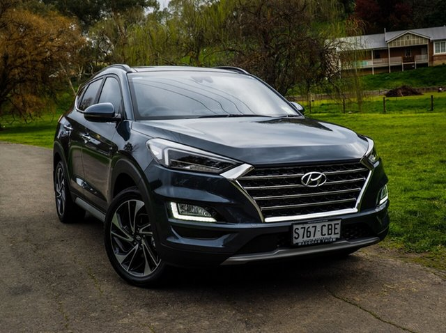 Discounted Demonstrator, Demo, Near New Hyundai Tucson Highlander D-CT AWD, Cheltenham, 2019 Hyundai Tucson Highlander D-CT AWD Wagon