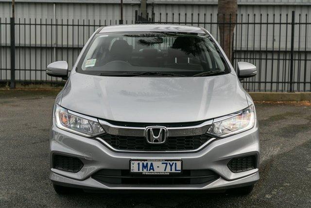 Used Honda City VTi, Oakleigh, 2017 Honda City VTi GM MY18 Sedan