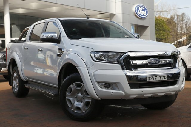 Used Ford Ranger XLT Double Cab, Warwick Farm, 2017 Ford Ranger XLT Double Cab Utility