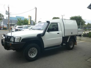 2008 Nissan Patrol DX Cab Chassis.