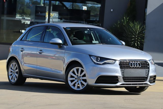 Used Audi A1 Attraction Sportback S Tronic, Indooroopilly, 2014 Audi A1 Attraction Sportback S Tronic Hatchback
