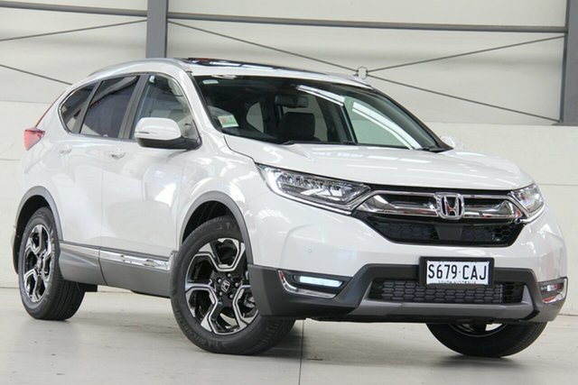 Demonstrator, Demo, Near New Honda CR-V VTi-LX 4WD, Modbury, 2019 Honda CR-V VTi-LX 4WD Wagon
