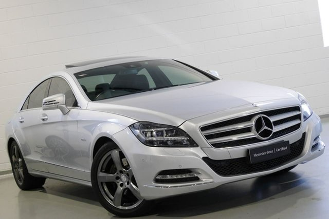 Used Mercedes-Benz CLS350 CDI BlueEFFICIENCY Coupe 7G-Tronic, Warwick Farm, 2011 Mercedes-Benz CLS350 CDI BlueEFFICIENCY Coupe 7G-Tronic Sedan